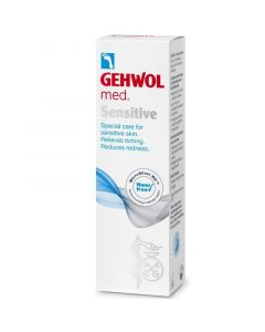 Gehwol Med Sensitive Κρέμα Ειδικής Φροντίδας για το Ευαίσθητο Δέρμα Των Ποδιών 75ml