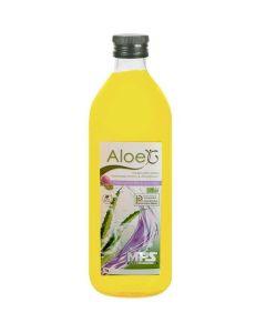 Genomed Aloe G Πόσιμο Gel Αλόης Με Γεύση Γαϊδουράγκαθο & Αγκινάρα Με Στέβια 1L