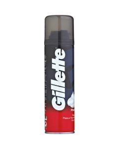 Gillette Classic Regular Shave Foam Αφρός Ξυρίσματος 200ml