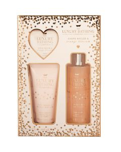 Grace Cole The Luxury Bathing Σετ Radiant Beauty Orange Blossom 3τμχ