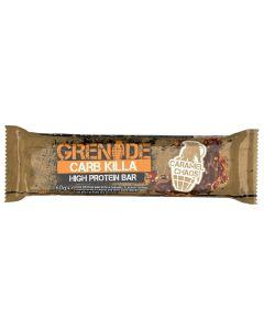 Grenade Carb Killa Μπάρα Υψηλής Πρωτεΐνης Caramel Chaos 60Gr