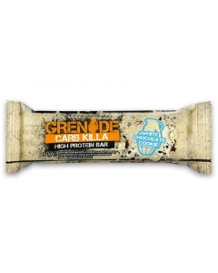 Grenade Carb Killa Μπάρα Υψηλής Πρωτεΐνης White Chocolate Cookie 60Gr