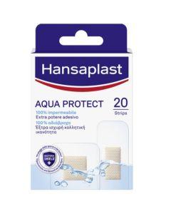Hansaplast Aqua Protect Αδιάβροχα Επιθέματα Σε 2 Μεγέθη 20 Τμχ