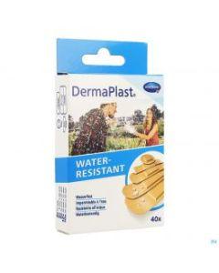 Hartmann Dermaplast Water Resistant Κασετίνα Αυτοκόλλητων Αδιάβροχων Επιθεμάτων 40 Tμχ