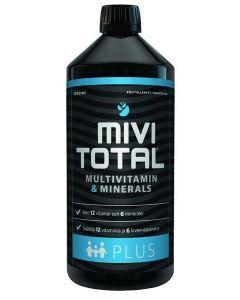 Hela Mivitotal Plus Πολυβιταμινούχο Σε Υγρή Μορφή 1Lt