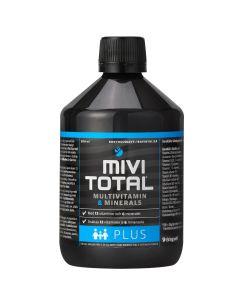 Hela Mivitotal Plus Πολυβιταμινούχο Σε Υγρή Μορφή 500ml