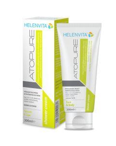 Helenvita Atopure Shower Cream Απαλό Καθαριστικό Καθημερινής Χρήσης 200ml
