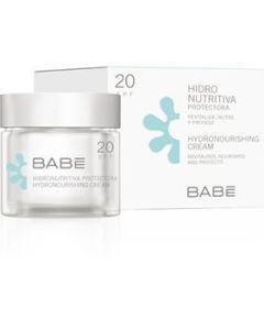 Babe Facial Essentials Ενυδατική & Θρεπτική Κρέμα Προσώπου Για Ξηρές Επιδερμίδες Spf20 50ml