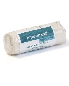 Hippoband Ελαστικος Επιδεσμος Ideal Type 10Cm X 4M 1 Τμχ
