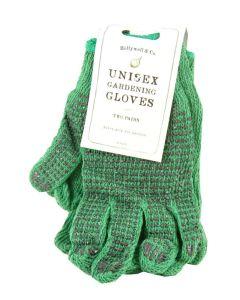 Γαντια Κηπουρικης 2 Ζευγη Hollywell & Co. Unisex