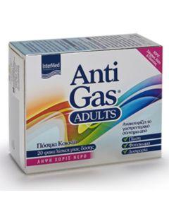 Intermed Antigas Adults Πόσιμα Κοκκία για το Γαστρεντερικό Σύστημα 20 Φακελίσκοι