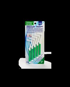 Intermed Chlorhexil Interdental Brushes Μεσοδόντια Βουρτσάκια 0.8mm 5Τμχ