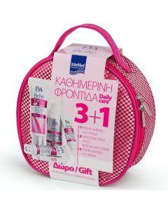 Intermed Πακέτο Set Promo Σετ Eva Belle Pink Pack Κρέμα Ημέρας 50ml & Αντιοξειδωτικός Ορός 50ml & Κρέμα Ματιών 15ml & Δώρο Serum Φρυδιών 10ml