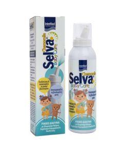 Intermed Selva Baby Care Βρεφικό Διάλυμα για Ρινική Αποσυμφόρηση Με Εκχύλισμα Χαμομηλιού & Πανθενόλη 150ml