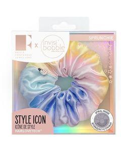 Invisibobble Sprunchie Style Icon Rosie Fortescue Fade Into Fab Λαστιχάκι Μαλλιών Με Υφασμάτινη Επένδυση Για Απόλυτο Κράτημα & Στυλ 1τμχ