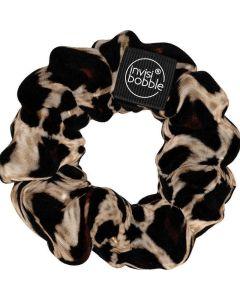 Invisibobble Hair Ring Sprunchie Purrfection Λαστιχάκι Μαλλιών Με Υφασμάτινη Επένδυση Για Απόλυτο Κράτημα & Στυλ 1τμχ