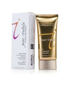 Jane Iridale Glow Time® Bb5 Full Coverage Mineral Bb Cream Make Up Υψηλής Κάλυψης Spf25 50ml