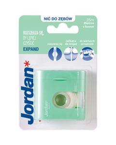 Jordan DF Expand Fresh Floss Εξαιρετικά Μαλακό Οδοντικό Νήμα 25m