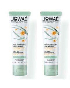 Jowae Set Πακέτο 1+1 Σετ Θρεπτική Κρέμα για Χέρια & Νύχια 2x50ml