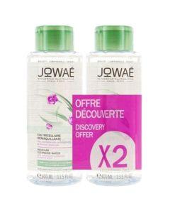 Jowae Set Πακέτο 1+1 Σετ Νερό Καθαρισμού - Ντεμακιγιάζ για Πρόσωπο & Μάτια 2x400ml