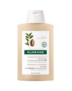 Klorane Cupuacu Σαμπουάν Θρέψης & Επανόρθωσης Ξηρά Μαλλιά 200ml
