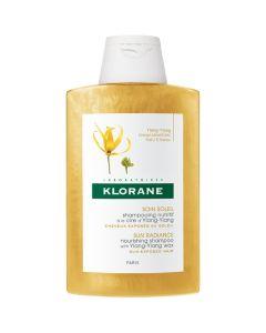 Klorane Σαμπουάν Θρέψης Με Κερί Ylang-Ylang Για Μετά Τον Ήλιο 200ml