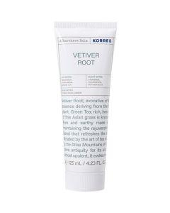 Korres Vetiver Root Aftershave Balm Μη Λιπαρό Γαλάκτωμα Για Μετά Το Ξύρισμα 125ml