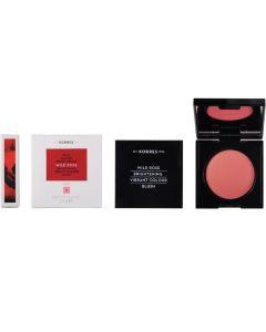 Korres Άγριο Τριαντάφυλλο Ρουζ Για Λάμψη & Ζωηρό Χρώμα 12 Golden Pink 5.5Gr