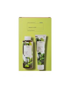 Korres Promo Αφρόλουτρο Πράσινο Τσάι 250ml & Γαλάκτωμα Σώματος 125ml