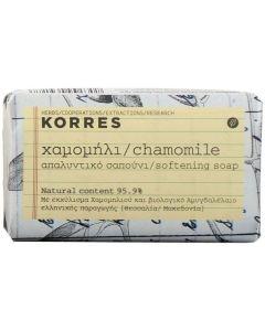 Korres Απαλυντικό Σαπούνι Χαμομήλι 125Gr