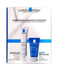 La Roche Posay Effaclar Duo [+] Κρέμα Για Δέρμα Με Ατέλειες 40ml & Δώρο Effaclar Gel Αφρώδες Gel Καθαρισμού 50ml