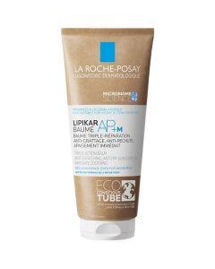 La Roche Posay Lipikar Baume AP+M Μαλακτικό Βάλσαμο Σώματος Αναπλήρωσης Λιπιδίων, Κατά των Ερεθισμών & του Κνησμού Eco Tube Οικολογική Συσκευασία 200ml