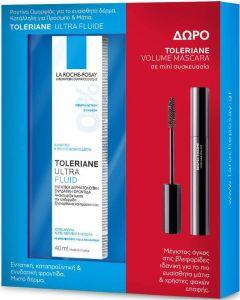 La Roche Promo Toleriane Ultra Fluide 40ml & Δώρο Toleriane Volume Mascara