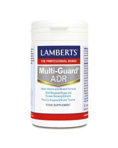 Lamberts Multi Guard ADR Πολυφόρμουλα Ενέργειας & Τόνωσης 60 Ταμπλέτες