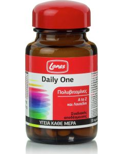 Lanes Multi Daily One A To Z 30Tabs
