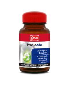 Lanes Probioade Συμπλήρωμα Διατροφής Για Την Ομαλή Εντερική Λειτουργία 20Tabs
