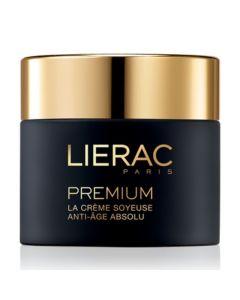 Lierac Premium The Silky Cream Μεταξένια Κρέμα για Απόλυτη Αντιγήρανση 50ml
