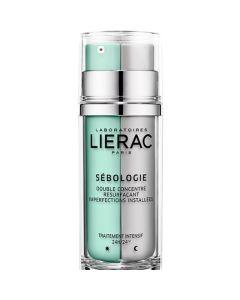 Lierac Sebologie Double Concentre Διπλό Συμπύκνωμα Για Επίμονες Ατέλειες 30ml