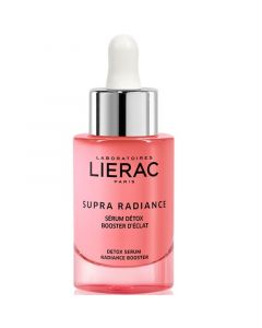 Lierac Supra Radiance Detox Serum Ορός Αποτοξίνωσης - Radiance Booster Λάμψης 30ml