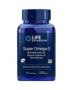 Life Extension Super Omega-3 Συμπλήρωμα Διατροφής 60 Softgels