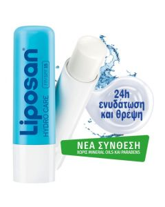 Liposan Loose Hydro Care Ενυδατικό για Ξηρά Χείλη SPF15 4.8g