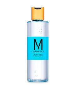 M Cosmetics Micellar Water For Face & Eyes Νερό Καθαρισμού Για Πρόσωπο & Μάτια 200ml
