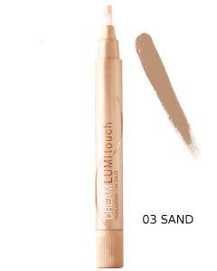 Maybelline Dream Lumi Touch Highlighting Καλυπτικό Κονσίλερ 03 Sand 2.5gr