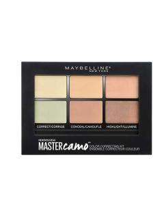 Maybelline Master Camo Παλέτα Διόρθωσης Χρωμάτων Concealer - Light 6.5gr