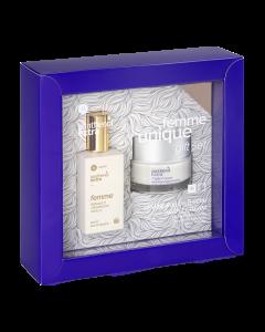 Medisei Panthenol Extra Promo Femme Unique Gift Set Με Γυναικείο Άρωμα Eau De Toilette 50ml & Κρέμα Νύχτας 50ml
