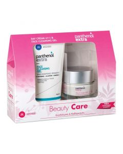 Medisei Panthenol Extra Promo Beauty Care Κρέμα Ημέρας SPF15 50ml & Face Cleansing Gel 150ml