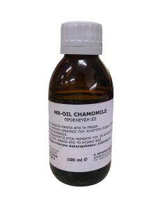 MR Oil Chamomile Έλαιο Χαμομηλιού 100ml