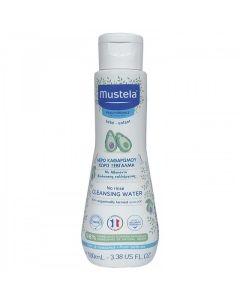 Mustela Βρεφικό Νερό Καθαρισμού Με Βιολογικό Αβοκάντο Για Κανονικό Δέρμα 100ml