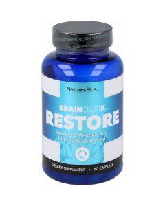 Nature's Plus BrainCeutix Restore Φόρμουλα Ύπνου 60 Κάψουλες
