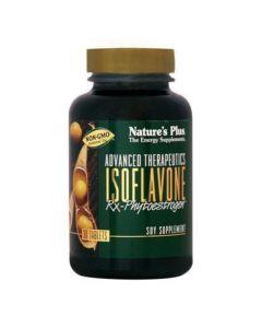 Natures Plus Isoflavone Rx Phytoestrogen Συμπλήρωμα Ισοφλαβόνων Εξυγίανση Πεπτικού Συστήματος 30 tabs